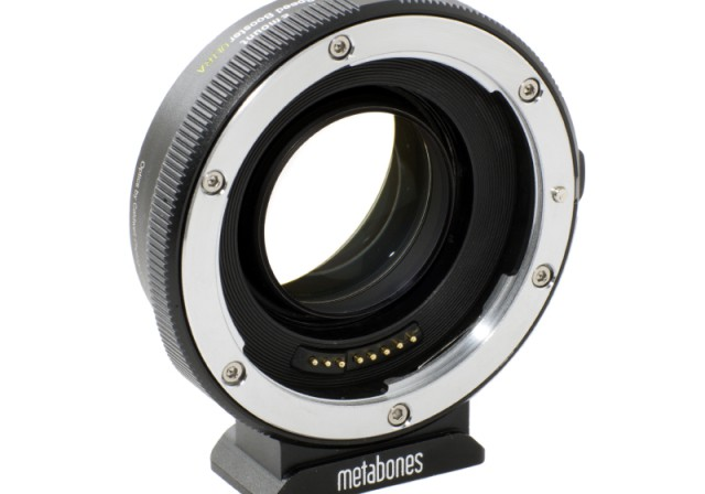 Metabones Speedbooster Ultra EF auf E-Mount