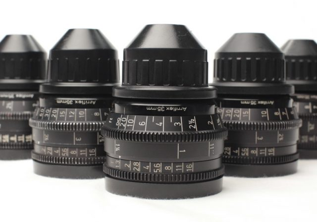 Zeiss Highspeed T1.3 MKII