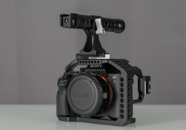 Sony Alpha 7SII movecage